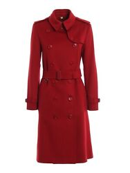 Parade Red Kensington Heritage Trench Coat