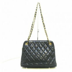 Mademoiselle Boring Bag Shoulder Women And039s Chain Gold Fi _56422