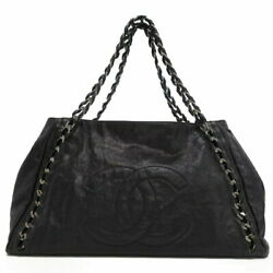 Luxury Line Coco Mark Double Chain Tote Bag Womenand039s Bags Ladies Ba _56663