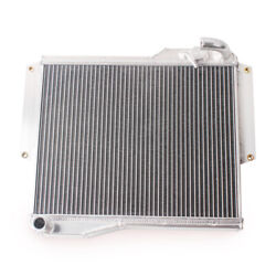 Fit For Radiator Mg Mgb Gt Roadster 1.8l 1977 1978 1979 1980 3 Row Core Aluminum