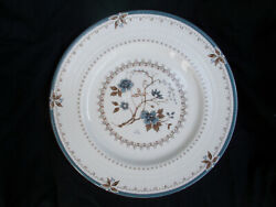 Royal Doulton Old Colony Dinner Plate. Diameter 10¾ Inches