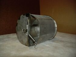 2 Lb. Capacity Coffee Roaster Drum For Bbq Grills