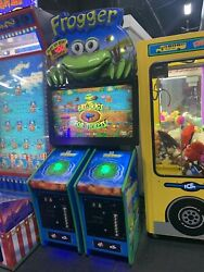 Frogger Redemption Game