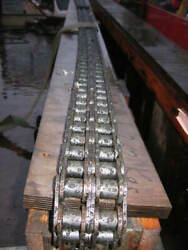 1 New Very Heavy Duty Renolds Double Chain New Unused Ex Nuclear Power Station