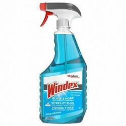 Glass Cleaner 32 Oz Cleaner Container Size Hard Nonporous Surfaces Chemicals F