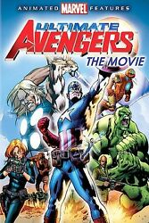 Marvels Ultimate Avengers The Movie L Dvd