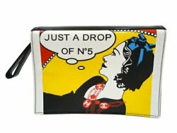 A17585 Mademoiselle Clutch Bag Just Drop Of No.5 Patent Leather En _61176