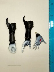 1/6 Scale Epoch Cworks Poseable Vampire Hunter D Action Figure Hands Part