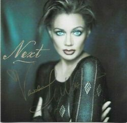The Next Cd Signed By Vanessa Williams