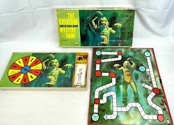Rare Vintage 1963 Hasbro Creature From The Black Lagoon Childrenand039s Board Game
