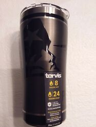 New England Patriots 30oz Tervis Thermos Insulated Mug Hot Cold Beverages New