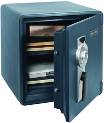 Super Waterproof And Fire Resistant Bolt-down 0.94 Cubic Feet Combination Safe