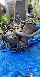 2007 Yamaha Yfx R1 Complete Engine And Transmision