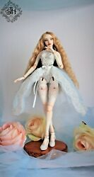 Olivia - Porcelain Ball Jointed Doll