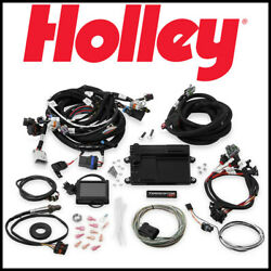 Holley Terminator Efi Ls Multi-port Fuel Injection System Gm Ls1/ls6 Engines