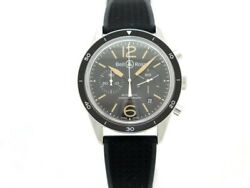 Neuf Montre Bell And Ross Sport Heritage Br126 Chronographe 43 Mm + Full Set 3600andeuro