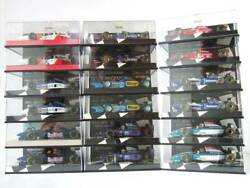1/43 F-1 1995 18 Cars Mp4/10 Fw17 B195 Etc. Available In Tobacco Specifications