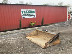 2012 Bobcat 68quot; Quick Attach GP Bucket For Skid Steer Loaders $650.00