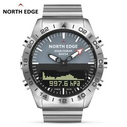 Men Dive Sports Digital Watches Mens Watch Military Army Luxury Full Steel