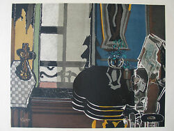 Georges Braque Limited Edition Original Lithograph