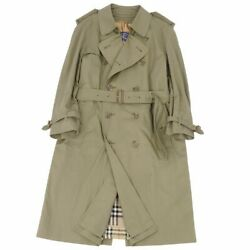 Coat Made In The Uk Trench With Liner Men _65337