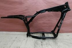 2007-2011 Harley Dyna Super Glide Fxd Main Frame Chassis Or Salvage Title