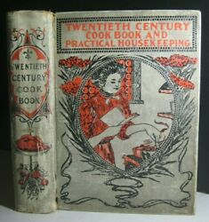 Antique ❤️ Victorian Cook Book_recipes_housekeeping_medical_home Hints_816 Pages