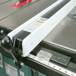 Grizzly G1023rlw 240v 10 Inch 3 Hp 240v Cabinet Left-tilting Table Saw