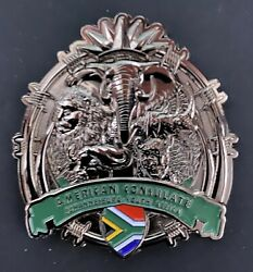 American Consulate South Africa - Challenge Coin