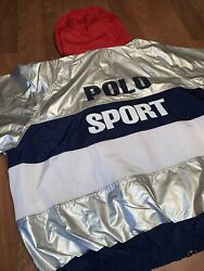 Polo Sport Limited Edition Xxl/ Multicolored Jacket 710749779001