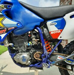 Yamaha Wr400f Engine Motor With 10 Hrs On Complete Rebuild