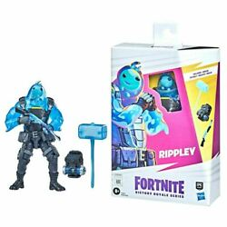 Fortnite Victory Royale Rippley 6-inch Action Figure In Stock