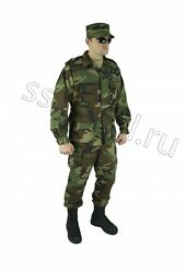 Special Army Uniform From Fso Rf In Woodland Colour By Sso-mil