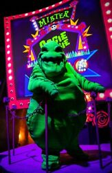 2 Oogie Boogie Bash Tickets Disney Halloween Party For Sun 10 24 21 SOLD OUT $2000.00