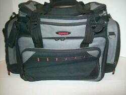 Rapala Soft Sided Fishing Tackle Bag /cooler W/ 4 Utilty Boxes /pliers/clippers