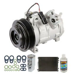 For Chrysler 300 And Dodge Charger A/c Kit W/ Ac Compressor Condenser And Drier Csw