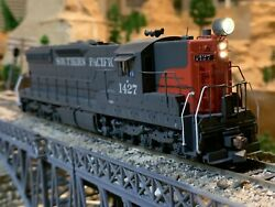 Ho Scale Walthers Proto Sd-7 Dcc W/ Tsunami Sound Mars Ash Can Southern Pacific