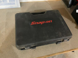 Snap On Empty Case Cts561cl Cordless Screwdriver Hard Case Only
