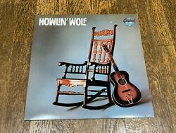 Howlin Wolf Lp - Self Titled - Original Chess Masters Ch 9183