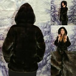 Fur Jacket 44 Handmade Mink Made In Italy Haute Couture Mink Coat