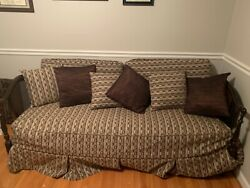 Antique Day Bed Furniture From The 1940's