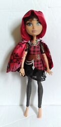 Ever After High Cerise Hood First Chapter Daughter Of Little Red Riding Hood Euc