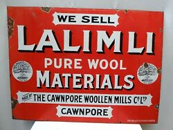 Vintage Porcelaine Andeacutemail Signe Lalimli Pure Wool Willings And Co Limitandeacutee