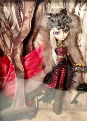 Ever After High Sdcc Cerise Wolf Comic-con Doll Mattel New Rare