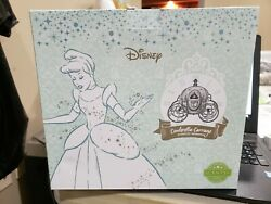 Scensty - Disney Cinderella's Carriage Electric Warmer - New In Box Stunning