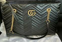 Most Popular Black And Double Luxury Leather Bag Domestic Att _60224