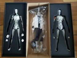 1000toys 1/6 Toa Heavy Industries Synthetic Human Test Body Sdcc Nycc Og Set