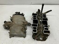 1996-2000 Chevy Gmc 454 7.4l Upper And Lower Intake Manifold K3500 96-00 |t3803