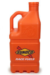 R7200or Bj Sunoco Vented 5 Gallon Jug With Aluminum Valve And Hose 1 Pack Black
