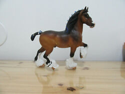 Breyer custom shire Clydesdale stallion horse drafter drafter CM